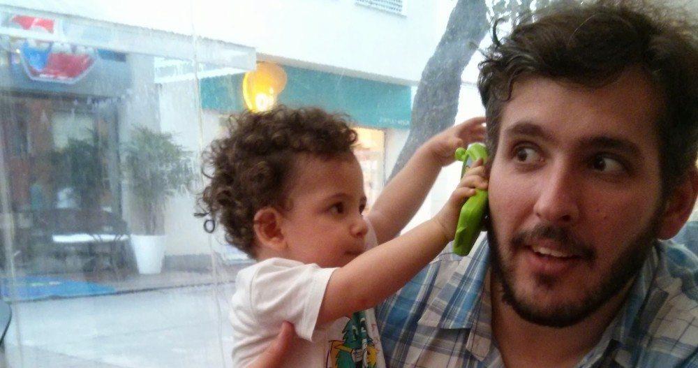 Os Desafios de Ser Um Pai Apegado – Parte Um