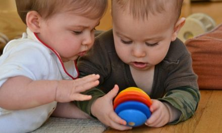 A Dura Tarefa de Dividir Brinquedos