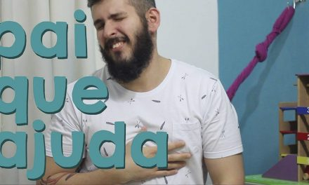Pai Que Ajuda? Tem Vídeo Novo no YouTube!