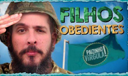 Filhos Obedientes – Paizinho no YouTube