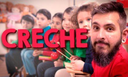 Qual a idade ideal para colocar os filhos na creche? – Paizinho no YouTube