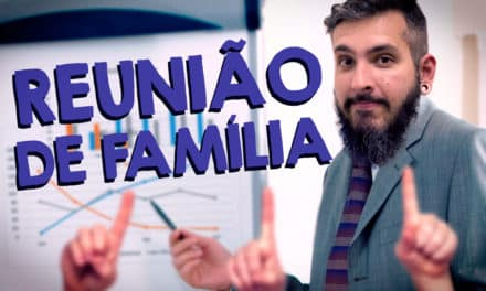 Reunião Familiar – Paizinho no YouTube