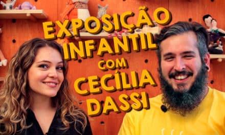 Exposição Infantil feat. Cecília Dassi – Paizinho no YouTube