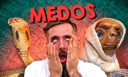 Medos, Pobas e ETs – Paizinho no YouTube