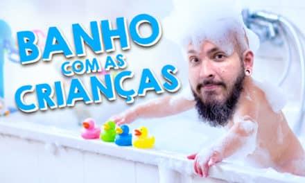Banho com os Filhos – Paizinho no YouTube