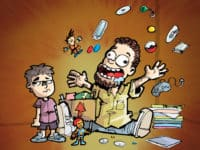 Coleções e Consumismo – Podcast Tricô de Pais 053