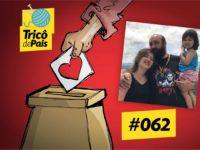 Política e Filhos feat. Cristiano Barba – Podcast Tricô de Pais 062