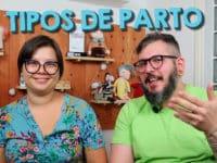 Tipos de Parto: Parto Normal e Cesária com Maíra Libertad – Paizinho no YouTube!