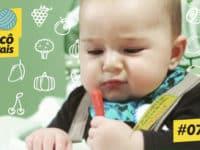 Alimentação, BLW e Introdução Alimentar feat. @paizinhonutri – Podcast Tricô de Pais 076