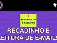 Recadinho e Leitura de emails – Podcast Sinuca de Bicos 061