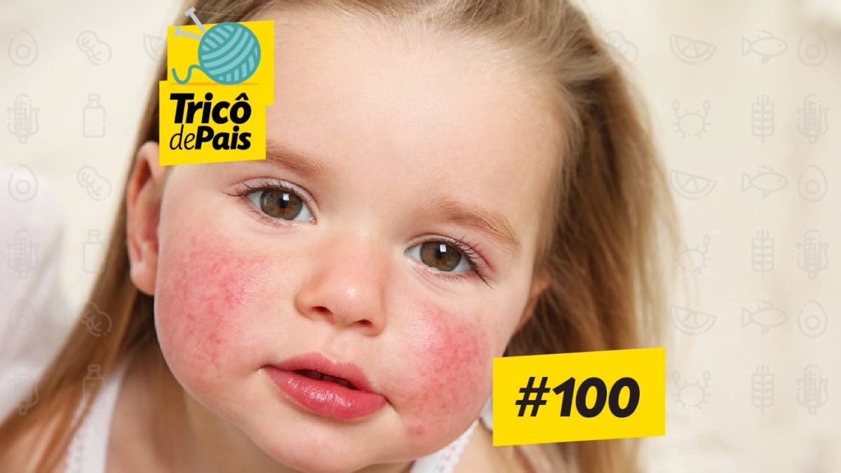 É Alergia ou Frescura? feat. Laura Gomes e Marko Mello – Tricô de Pais 100