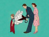 Cortando as Asinhas dos Nossos Filhos