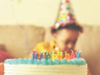 Festas infantis, antes e depois da paternidade