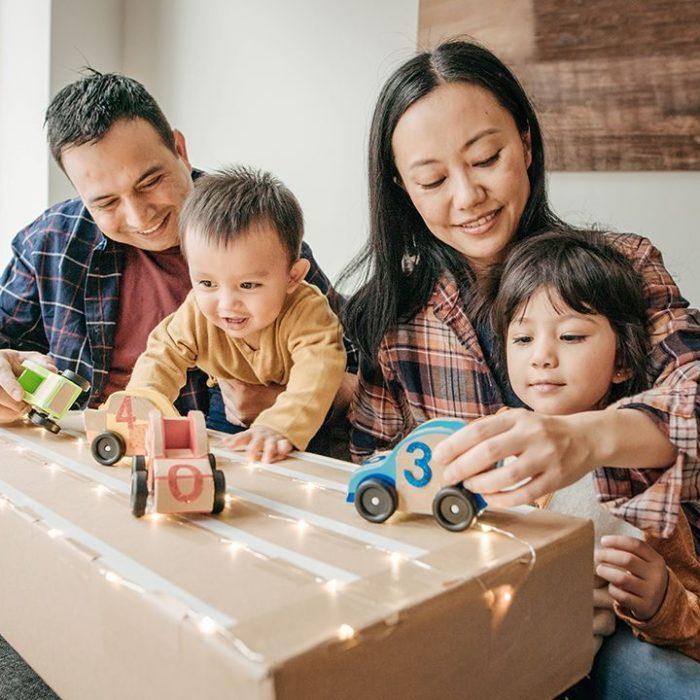 Fique em Casa com Seus Filhos, a Gente Se Ajuda