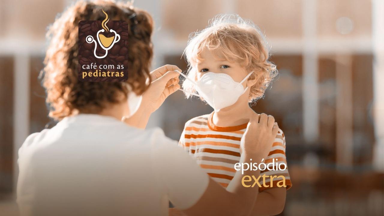 Extra Corona: Atualização sobre novas manifestações clínicas do COVID-19 em crianças.