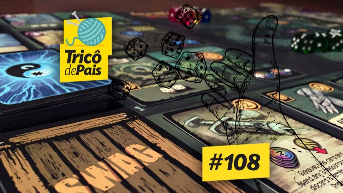 Jogos de Tabuleiro Moderno – Tricô de Pais 108