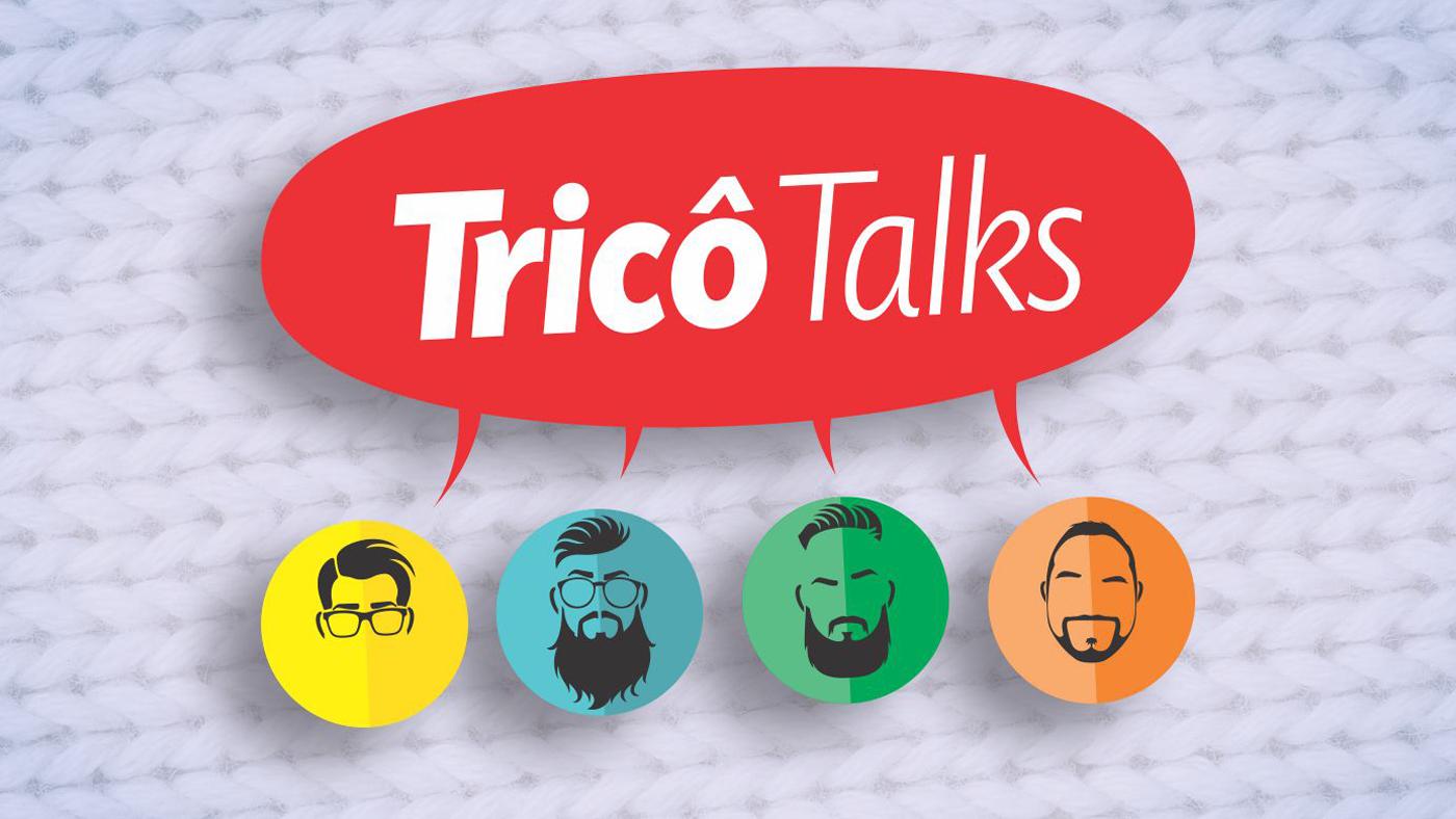 Tricô Talks 077 – Barba, Cabelo e Bigode
