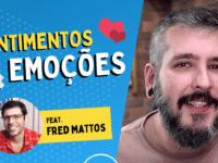 Maturidade emocional na criação dos filhos | Part. Fred Mattos | Paizinho, Vírgula!