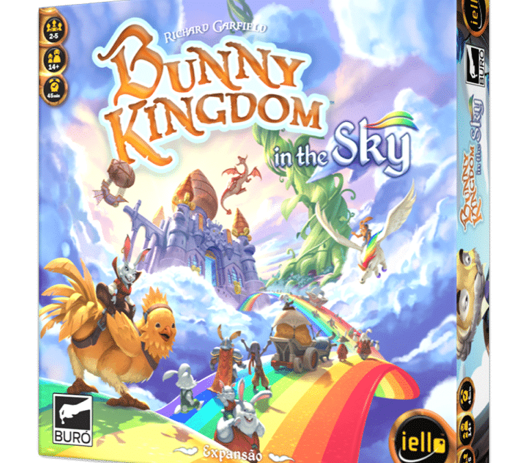 Bunny Kingdom – In The Sky