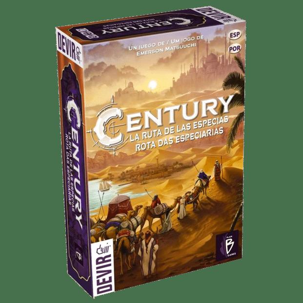 Century Rota das Especiarias